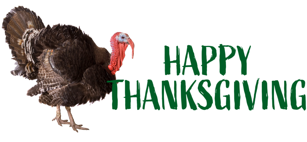 Turkey and thanks